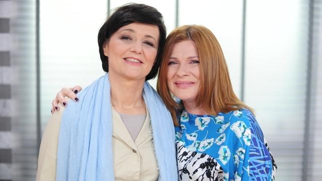 Anna Maruszeczko i Beata Stawicka