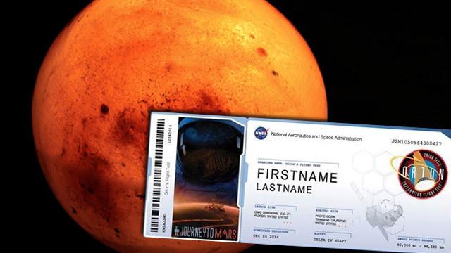 Wyślij swoje imię i nazwisko w kosmos. Niecodzienna akcja NASA